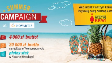 SUMMER CAMPaign at Novartis